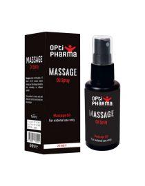 Opti Pharma Massage Oil (Delay Spray)
