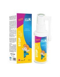 Opti Pharma Stop Lice Spray