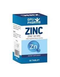 Opti Pharma Zinc 50 mg